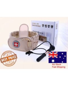 Dr Physio Back Belt Spinal Ho True Support Decompression Pain AirTraction Belt